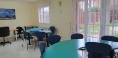 Sala de estudio